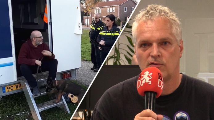Arie de wanhopige en Peter de journalist. Twee jaar lang kruisten hun paden. Een week geleden kwam het levensverhaal van Arie abrupt tot een einde.
