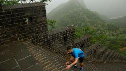 De zwaarste marathon ter wereld vind je in China