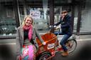 Maaike Bonnier en Mette Korteland van speelgoedwinkel Juffrouw Pollewop.