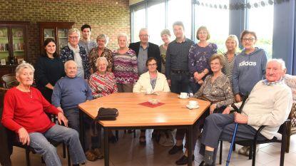 Senioren praten over hun grote of kleine problemen dankzij project 'Ouder worden in je buurt'