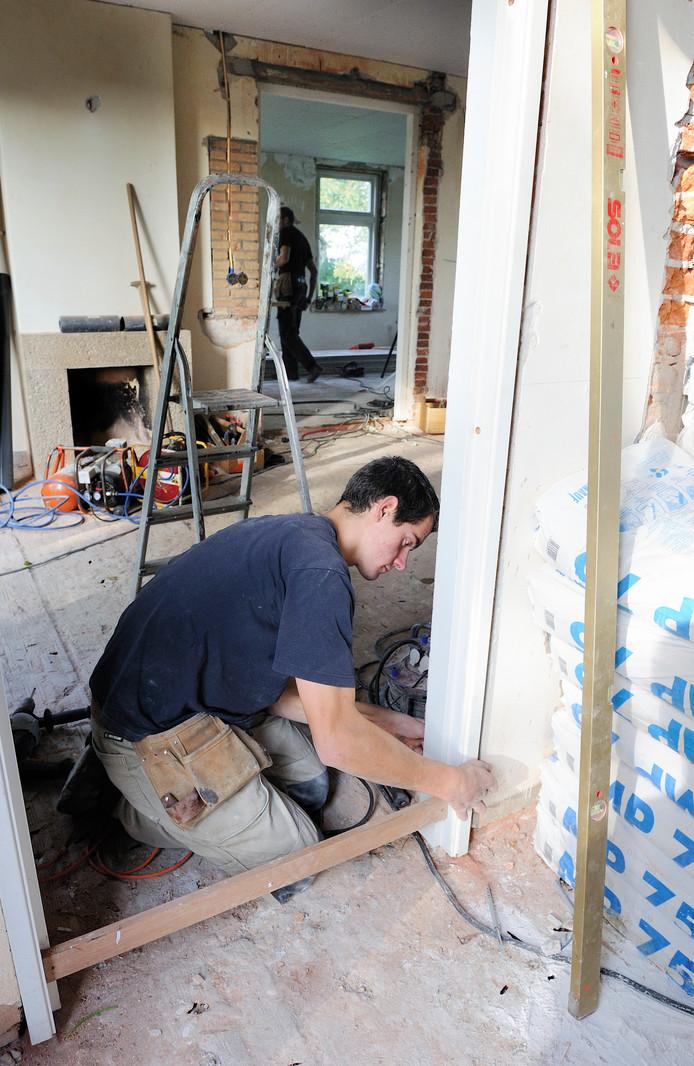 bouwmaterialen krijgen een tweede leven door kringloop voor klussers