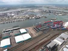 Cameraschild bewaakt Antwerpse haven tegen drugsdealers