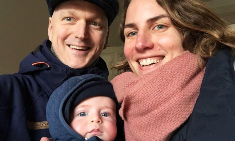 Ivo , Anne-Marij en Gijs