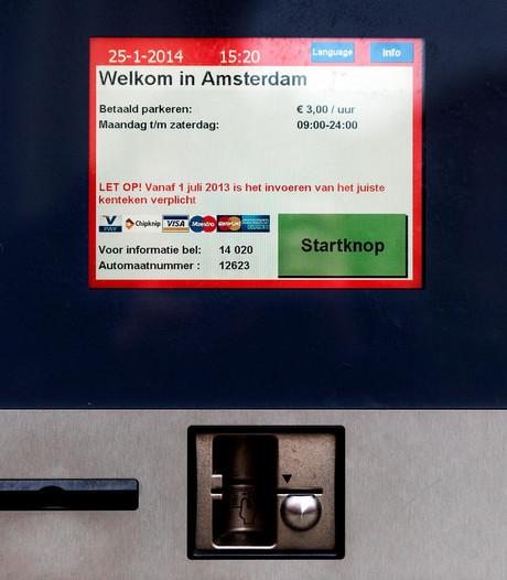'Amsterdam mist miljoenen aan boetes'