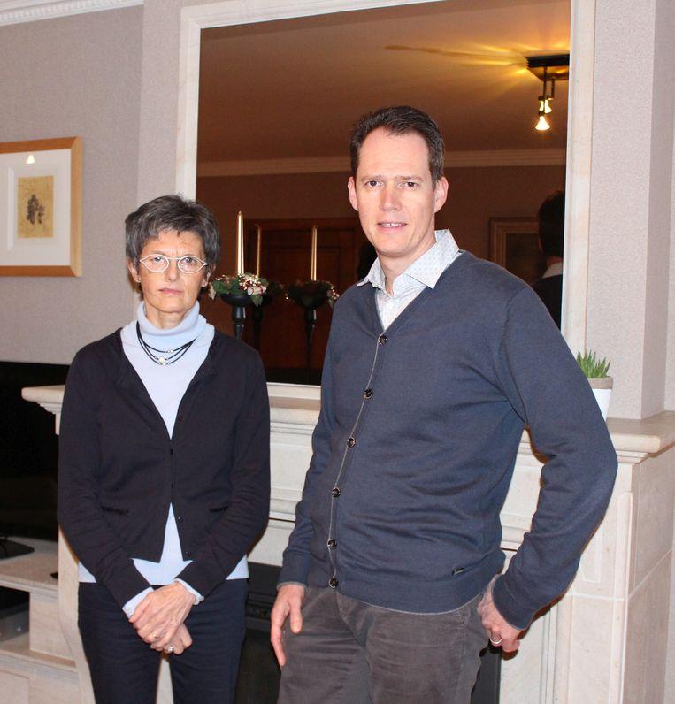 Rika Persyn en Wim Velghe