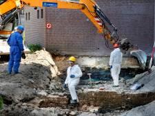 Archeologen zoeken in Gorcumse binnenstad naar restanten van het pesthuis