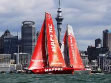 Boten vanuit Auckland op weg in zwaarste etappe