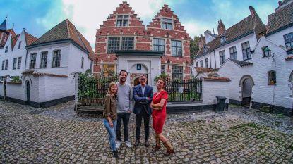 Nieuwe horecawind waait door Begijnhof: koffiehuis wordt straks ook eethuis