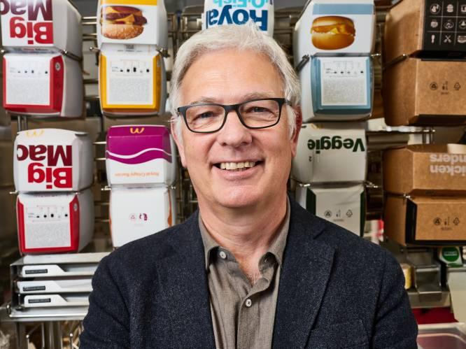 """INTERVIEW. McDonald's-baas Stephan de Brouwer over het crisisjaar: """"Onze grootste concurrent is niet onze buur, maar uw frigo thuis"""""""