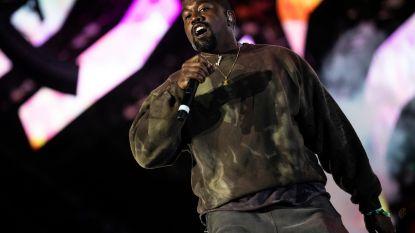 Kanye West scoort met nieuw album negende nummer één op rij