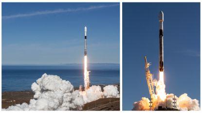 Raketlancering van SpaceX vestigt meerdere records: 64 satellieten tegelijk de ruimte in, recyclagedroom lijkt nu écht te lukken