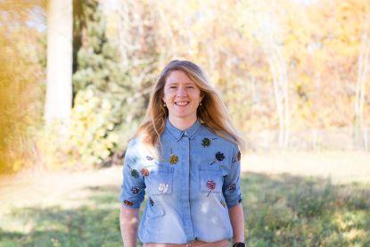 """""""Veel vrouwen durven niet op tafel kloppen. Van die bescheidenheid ben ik af."""" Dit leerde ondernemer Carla Van Corenland van haar fouten."""