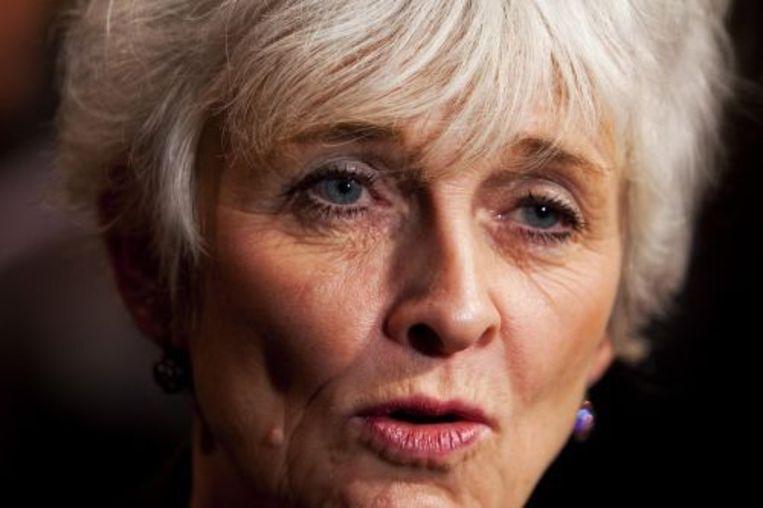 Milieuminister Jacqueline Cramer rekent erop dat het Planbureau voor de Leefomgeving kritisch naar eigen missers zal kijken. ANP Beeld