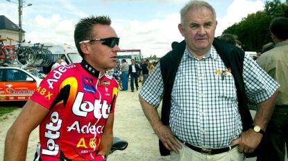 Ex-ploegleider Jef Braeckevelt op 76-jarige leeftijd overleden