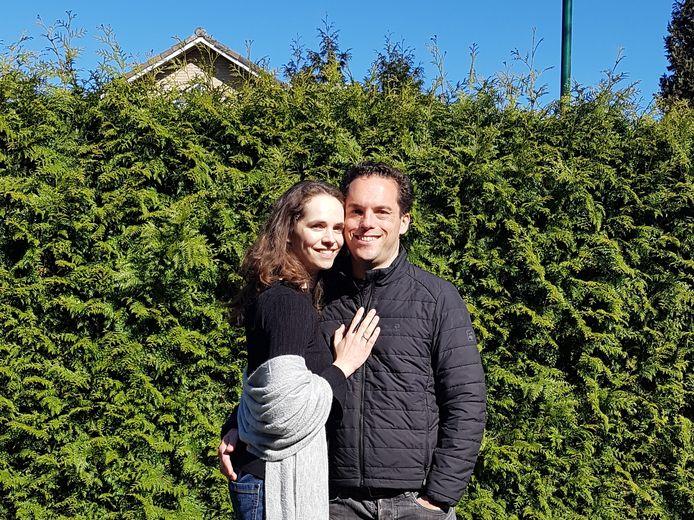 Sonja en David Rijlaarsdam zetten de website ourcoronastory.com op.