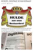 Gekkermoethetnietworden.nl reageert al meteen op dit verhaal.