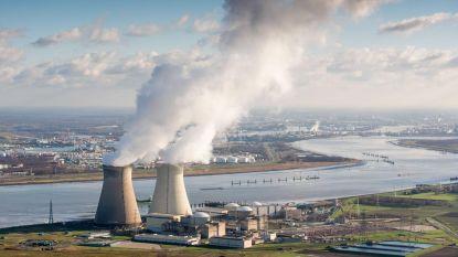 Kernuitstap doet uitstoot energiesector sterk stijgen