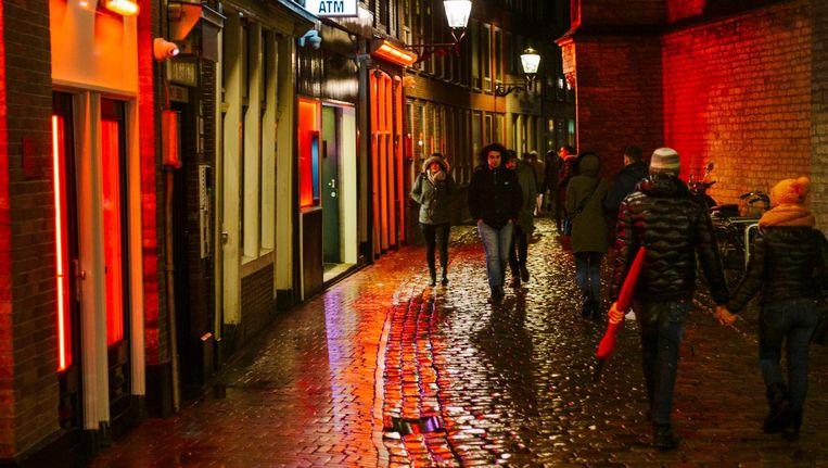 Amsterdamse Wallen Beeld Marc Driessen