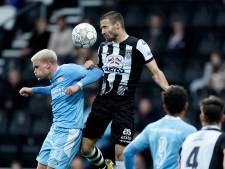 Heracles-trainer Wormuth: Lange bal was vandaag even nodig