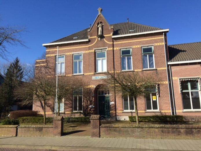 In de Lepelaar zouden appartementen komen, maar dat project is niet doorgegaan.
