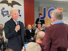 """En plein meeting, Joe Biden s'emporte contre un électeur: """"Tu es un satané menteur, mec"""""""