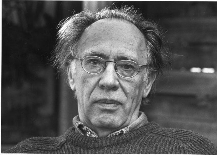 Jan Boerman op een archieffoto uit 2000.