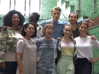 '#LikeMe'-cast spreekt luisterboeken in voor jongeren met leesbeperking