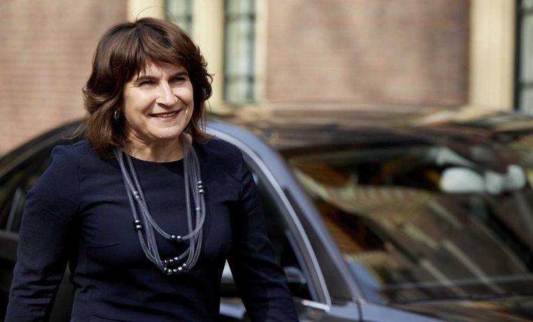 Lilianne Ploumen is minister van Buitenlandse Handel en Ontwikkelingssamenwerking. Beeld null