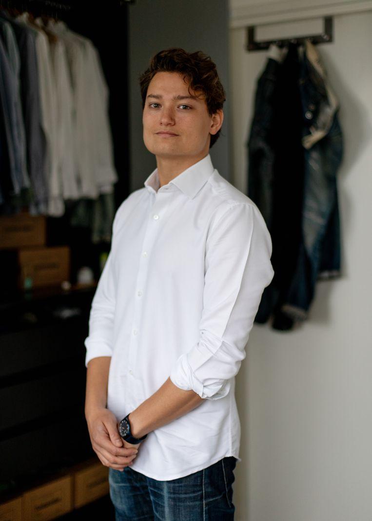Ruben Havertz (27) Beeld Lin Woldendorp