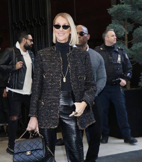 Céline Dion prise à partie par un militant vegan à cause de sa tenue