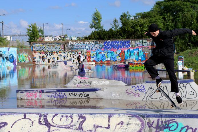 Skatepark Utrecht.