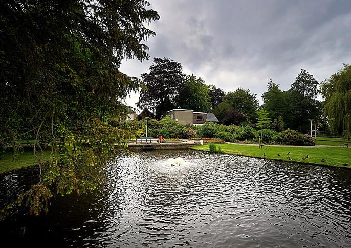 Emile van Loonpark in Roosendaal Foto Robert van den Berge / hetfotoburo