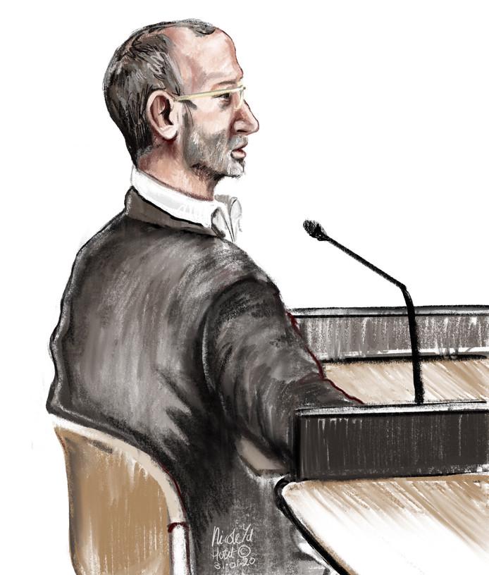 Freek Den T. werd tot zeven jaar cel veroordeeld.