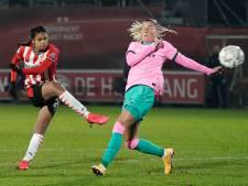 Van bijveld in Maasdam naar Johan Cruijff Stadion in Barcelona: ster Esmee Brugts (17) ook bij PSV rijzende