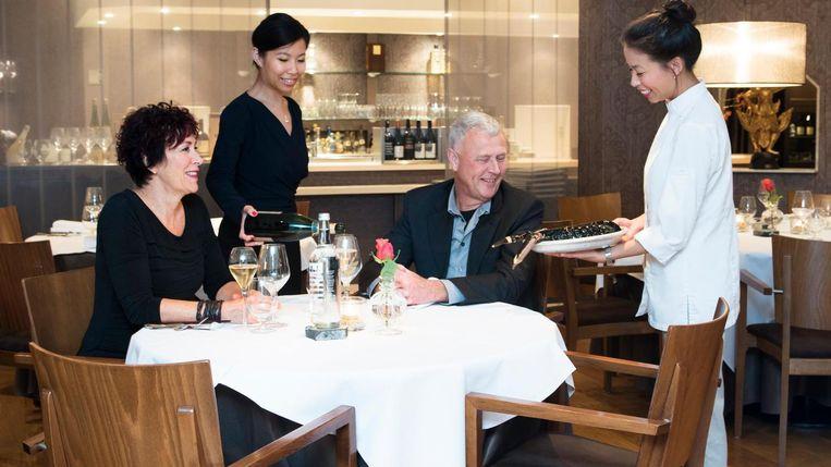 Restaurant O&O. Beeld null