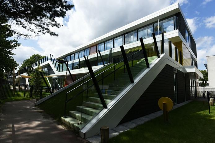 Het nieuwe Tilburgse 'kinderdienstencentrum' van Amarant