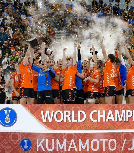 Gouden handbalsters alsnog genomineerd voor Sportgala