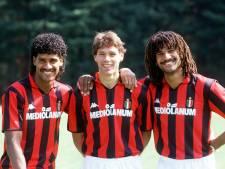 Van Basten was de favoriete voetballer van Milan-fan Kobe Bryant