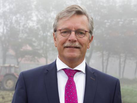 Van der Werff stopt per 1 oktober als burgemeester in Noordoostpolder