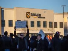 """Mobilisation internationale contre les """"promos sur le dos des salariés"""" chez Amazon"""