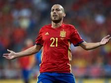Ook David Silva beëindigt Spaanse interlandcarrière