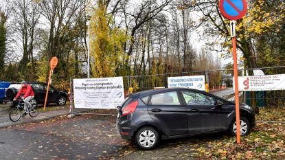 Parking Olympos pas tegen eind januari weer open