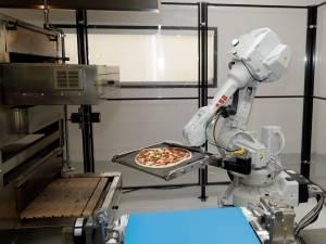 Le cuisant échec du robot-pizzaïolo