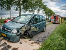 Drie gewonden bij ongeluk bij Zevenaar