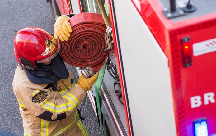 Brandweer, foto ter illustratie