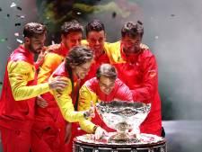 Spaanse tennissers loven hun 'superheld' Nadal