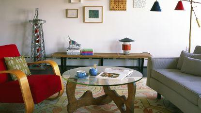 5 interieurtrends uit de jaren 50 die een comeback maken