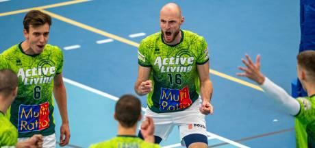 Herstart volleyballers Orion uitgesteld; tegenstander VCN wil niet spelen