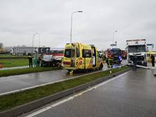 Verschillende zware ongelukken kruising Zuidelijke Randweg: Havenschap werkt aan veiligheid