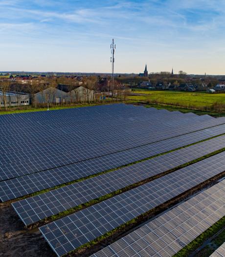 Vergunning zonnepark Winterswijk stuit op verzet